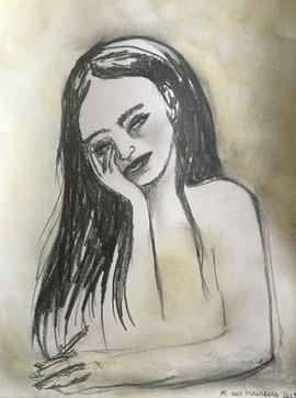 Dandelion girl