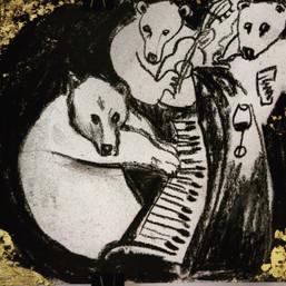 The bear jazz club