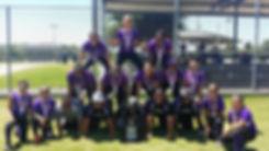 12B Southern National Champions