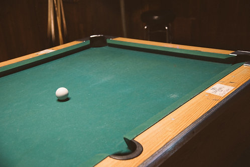 Any Pool Table