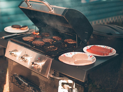 Any Grille or BBQ