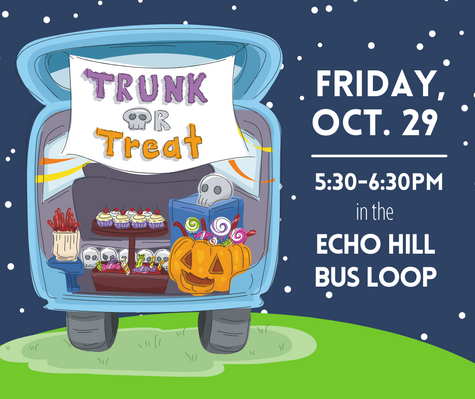 Trunk or Treat Night at Echo Hill