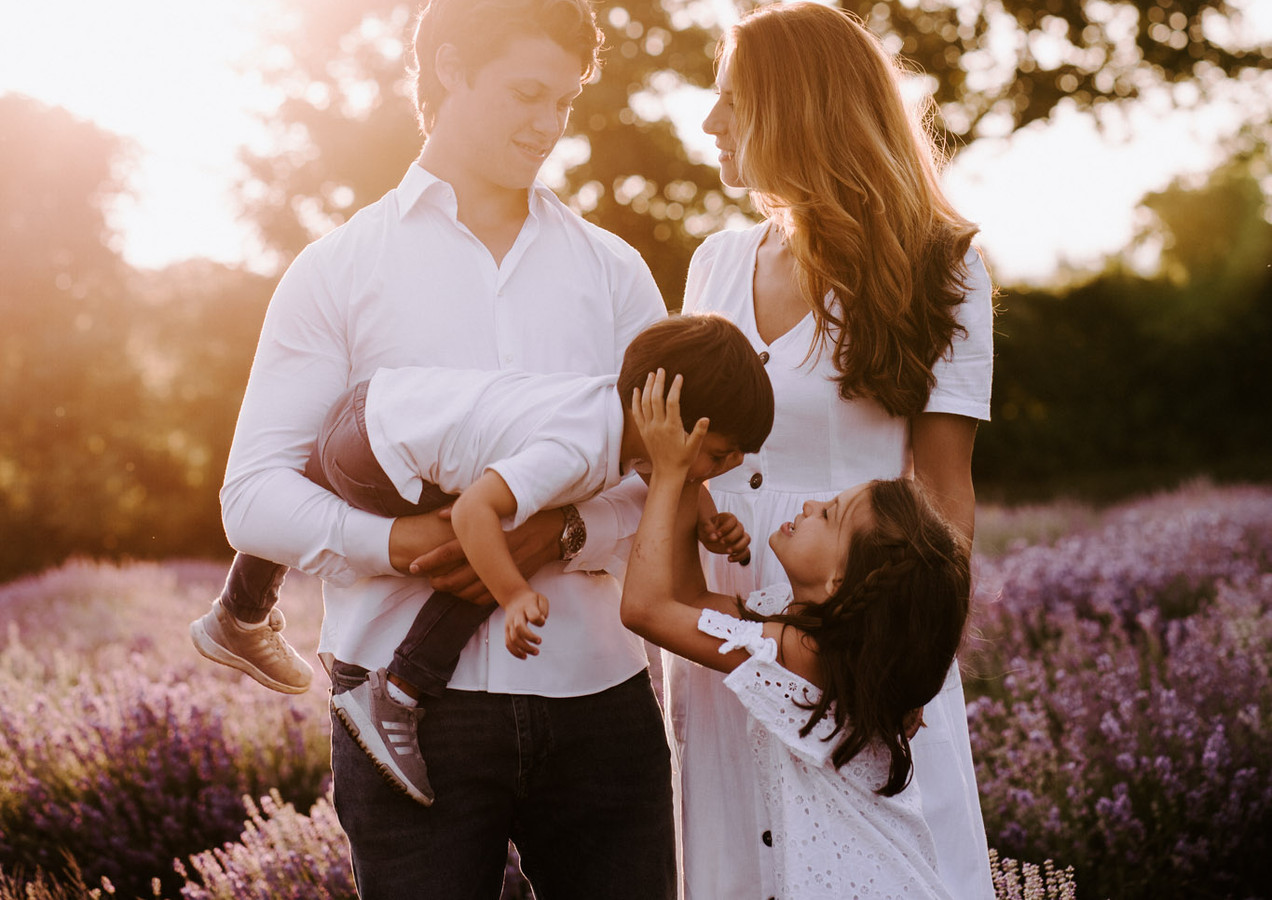 Photo famille photographe coconut lullab