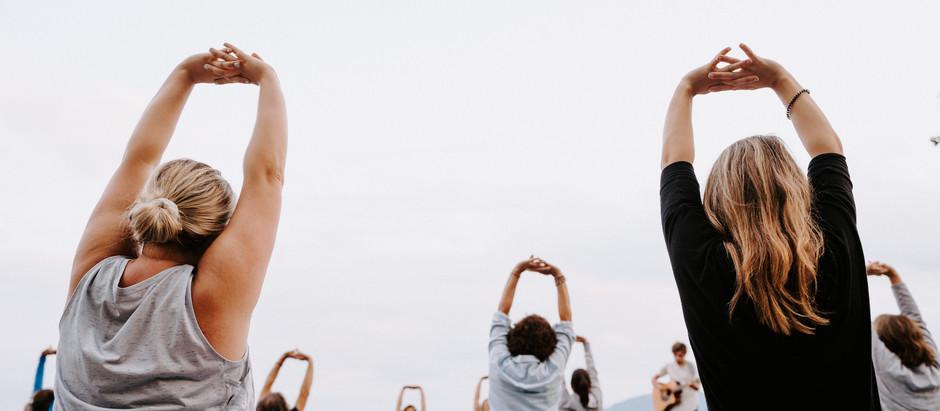 OLOE - Évènement de Yoga bénéfice pour le lac Brompton
