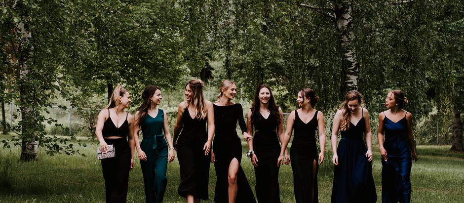 Bal des finissants Tournesol - Sophie & friends