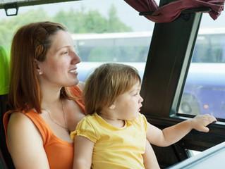 ANTT publica modelo de autorização para viagem interestadual de crianças