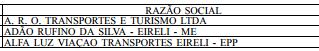 TAFs autorizadas (29/09/17)