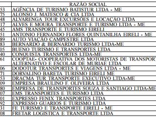 TAFs autorizadas (27/04/17)