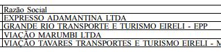 TARs Autorizadas (26/06/17)