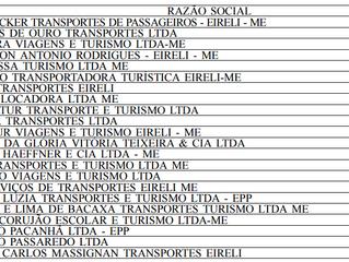 TAFs autorizadas (10/04/17)