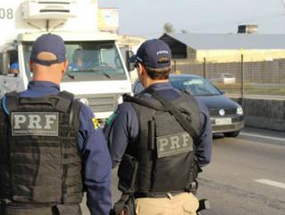 PRF deflagra operação para combater roubos de cargas (Rio de Janeiro)