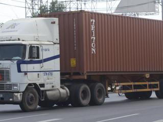 Restrições à circulação de caminhões na ponte Rio-Niterói em razão dos Jogos Olímpicos
