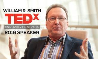 Managing Partner, Bill Smith Selected to Speak at TEDxUniversityofNevada