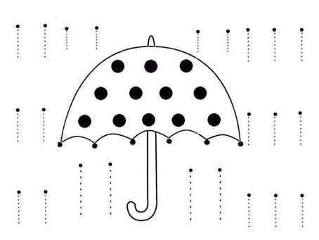 Yağmur Çizgi Çalışması