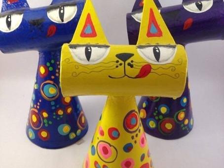 Kedi Tasarla