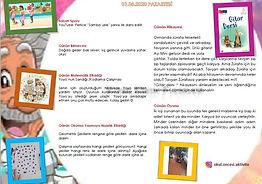 Okul öncesi etkinlik, anaokulu eğitim