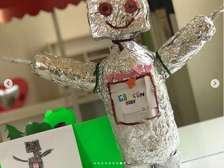 Robot Tasarımı 2