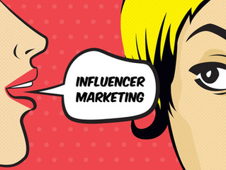 4 reasons why Influencer Marketing to be the next big thing in advertising!