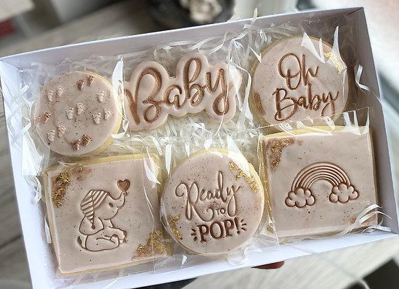 Baby Cookie Box - Vegan Friendly