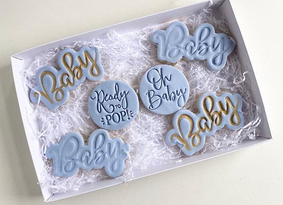 Baby Boy/ Girl Cookies