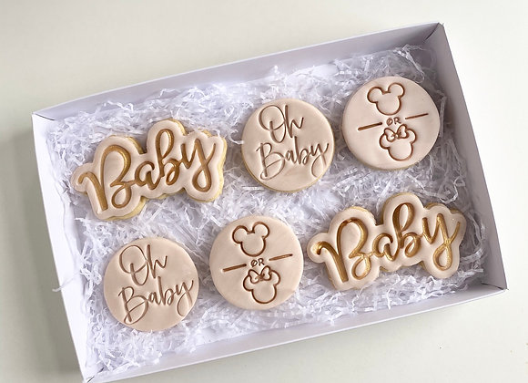 Neutral Baby Cookies