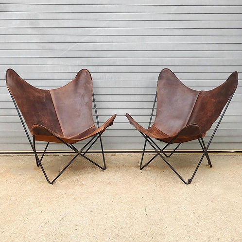 1950s Knoll Butterfly chairs