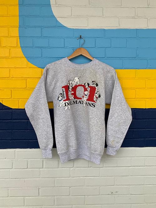 Vintage 101 Dalmatians Sweatshirt