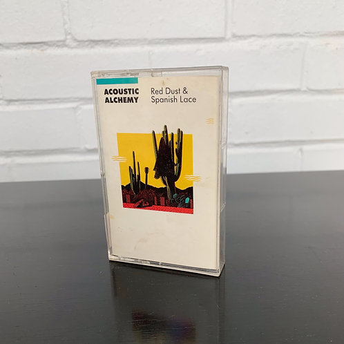 Acoustic Alchemy Cassette