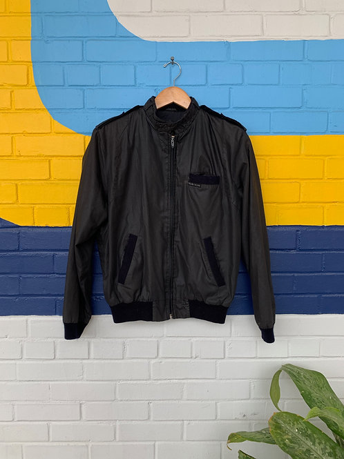 Black Members Only STYLE Jacket
