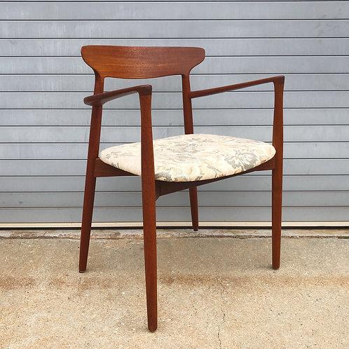Harry Ostergaard No. 59 teak dinner chairs