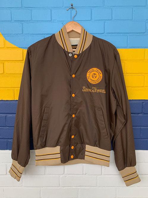 Brown Dave Thomas Coat