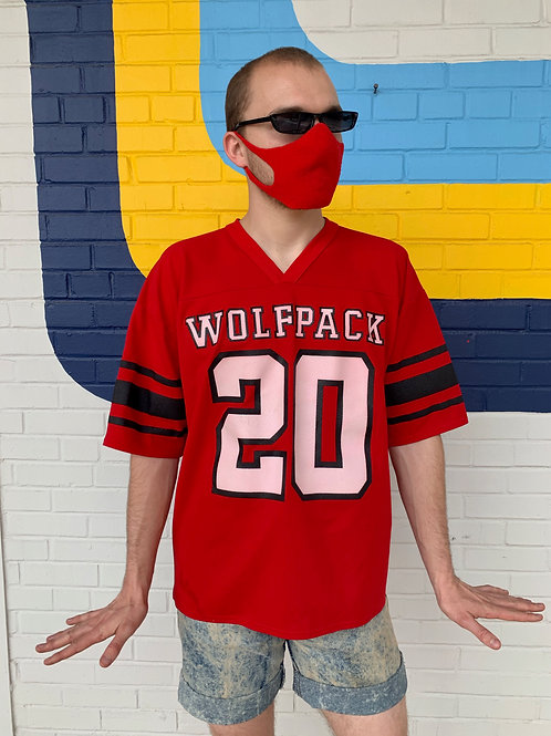 80's NCSU Wolfpack Jersey