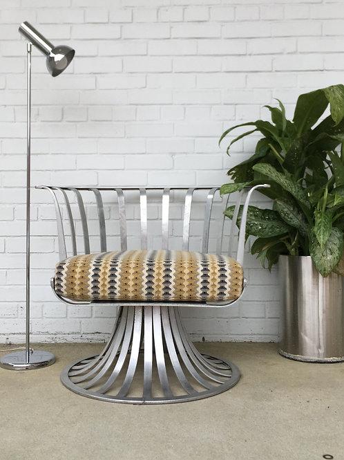 Russell Woodard Aluminum Lounge Chair