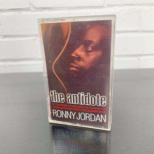 The Antidote Ronny Jordan Cassette