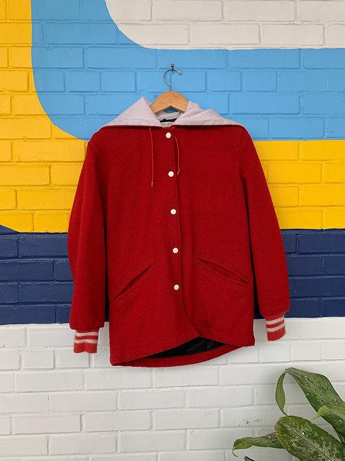 Letterman Style Coat