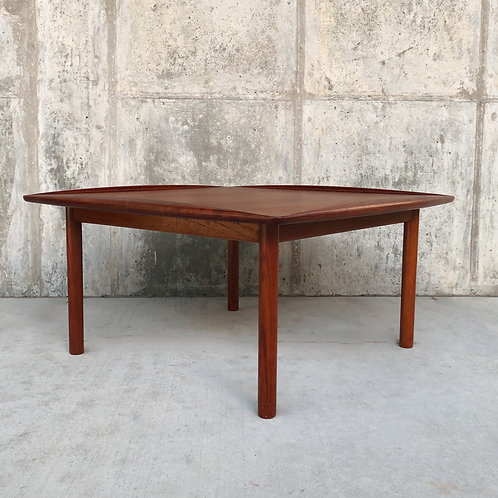 1960s Grete Jalk teak coffee table