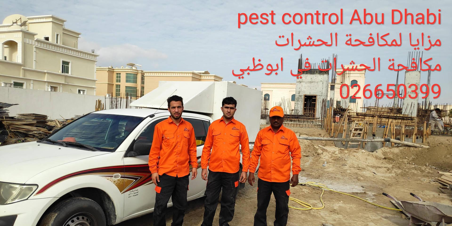 MAZAYA PEST CONTROL , pest control Abu Dhabi , pest control service