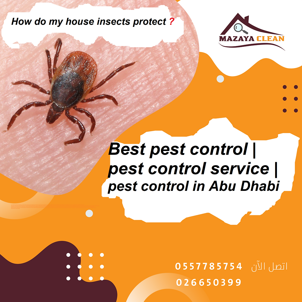 When you need a pest control service, and after confirming the credibility and reliability of the pest control company, you must ask about the guarantee of the pest control service, how do you preserve your legal right and how do you oblige the pest control company to be responsible for the pest extermination process and its results. What is the pest control guarantee? It is for the company to pledge to achieve the desired results, and to undertake in the event that the insects do not disappear during a certain period according to the agreement with the customer, to treat them free of charge again until the insects disappear completely. Make sure you get an invoice or a certificate on which the type of pest control service you got, the type of targeted insects, the address of the house, the date of the pest control operation, the period of guarantee for pest control, and keep this bill with you.