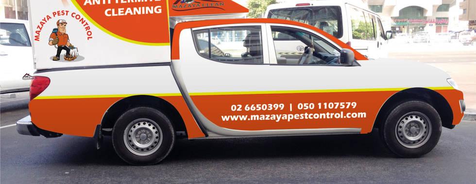 MAZAYA pest control , pest control service , pest control company