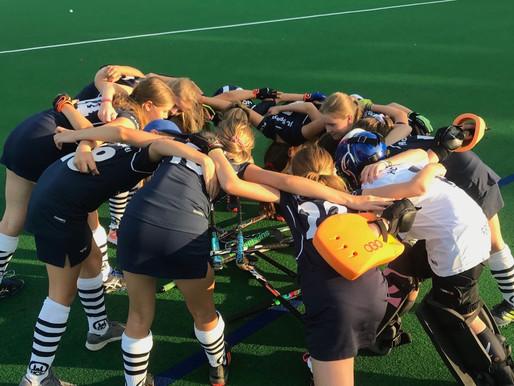 Unsere Mädchen B – Starke Mannschaft mit großem Teamgeist