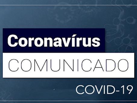 INFORME CORONAVÍRUS: COVID-19