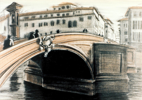 Dessin no. 1, Florence, Italie