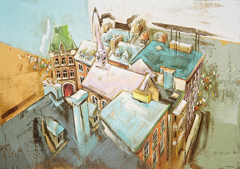 Compositions pour toits