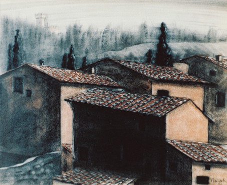 Dessin no. 14, Florence, Italie