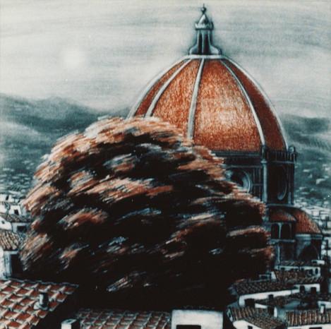 Dessin no. 12, Florence, Italie