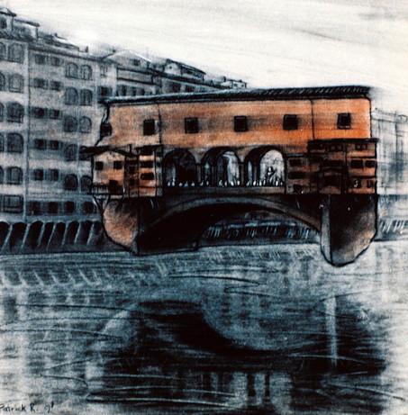 Dessin no. 5, Florence, Italie