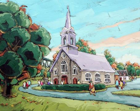 Église Saint-Félix de Cap-Rouge