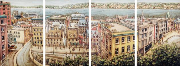 La ville plein la vue 2003