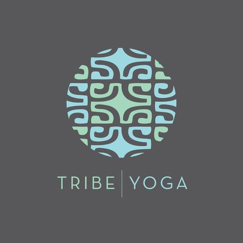 Tribe Yoga Logo