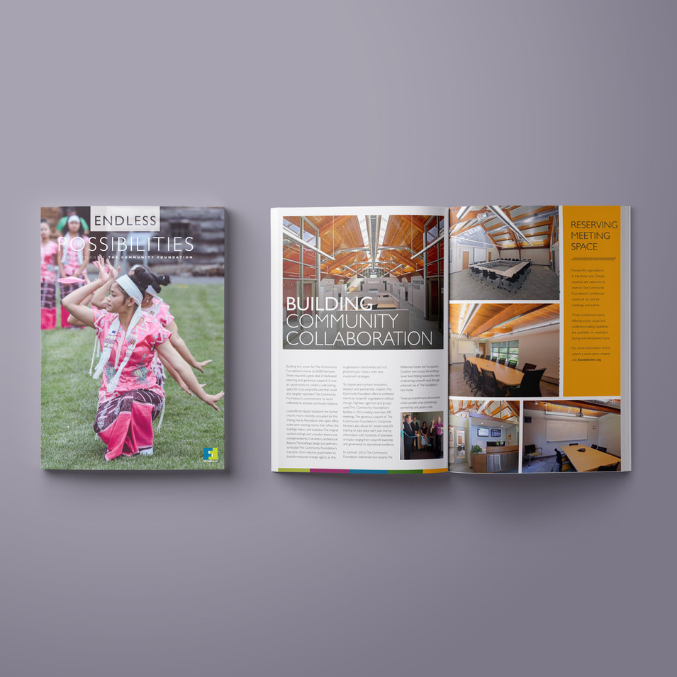 Community Foundation Magazine